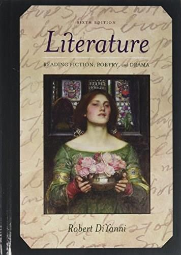 Literature: Reading Fiction, Poetry, and Drama 6 9780073124261