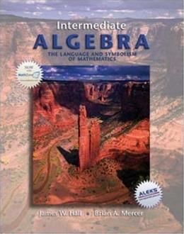 Intermediate Algebra, by Hall PKG 9780073229683