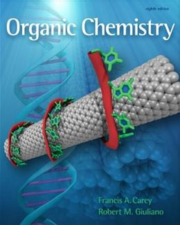 Organic Chemistry, by Carey, 8th Edition, Solutions Manual 9780073293974