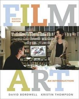 Film Art: An Introduction, by Bordwell, 8th Edition 8 w/CD 9780073310275