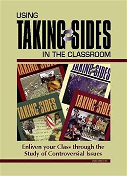 Using Taking Sides in the Classroom 1 9780073343907