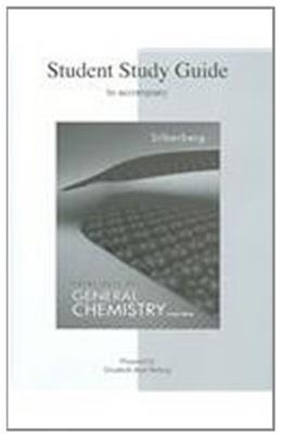 Principles of General Chemistry, by Silberberg, 2nd Edition, Study Guide 9780073367323