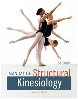 Manual of Structural Kinesiology 19 9780073369297