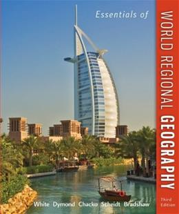 Essentials of World Regional Geography, 3rd Edition 9780073369358