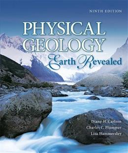 Physical Geology Earth Revealed 9th Ed 9780073369402
