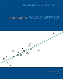 Essentials of Econometrics 4 9780073375847