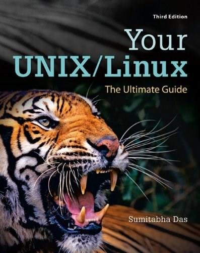 Your UNIX/Linux: The Ultimate Guide 3 9780073376202