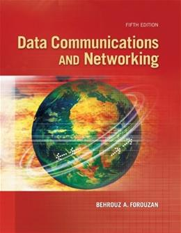 Data Communications and Networking 5 9780073376226
