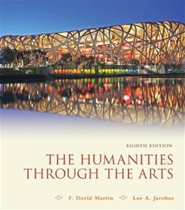 Humanities through the Arts 8 9780073376639