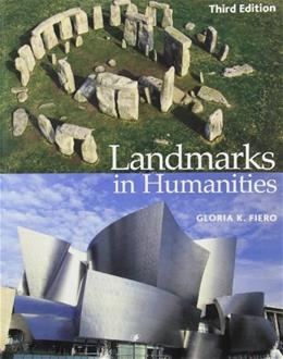 Landmarks in Humanities, 3rd Edition 9780073376646