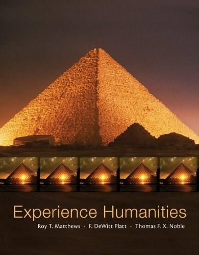 Experience Humanities, Complete 8 9780073376653