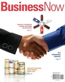 Business Now, by Shah, 2nd Edition 9780073377285