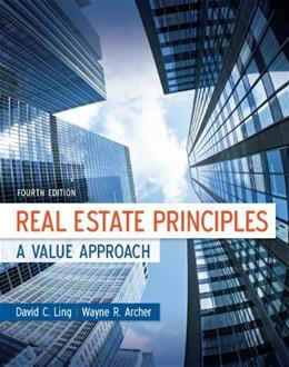 Real Estate Principles: A Value Approach (Mcgraw-hill/Irwin Series in Finance, Insurance, and Real Estate) 4 9780073377346