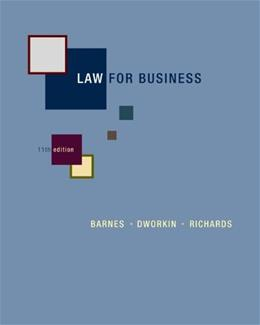 Law for Business 11 9780073377711