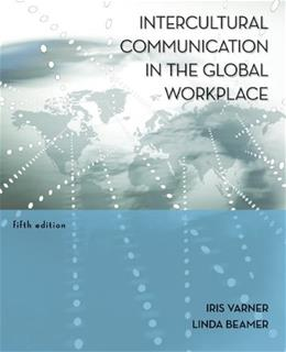 Intercultural Communication in the Global Workplace 5 9780073377742