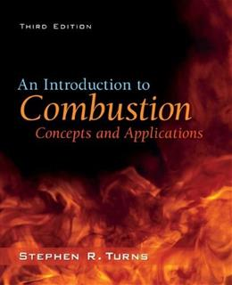 An Introduction to Combustion: Concepts and Applications 3 9780073380193