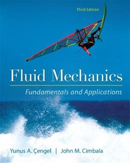 Fluid Mechanics Fundamentals and Applications 3 9780073380322