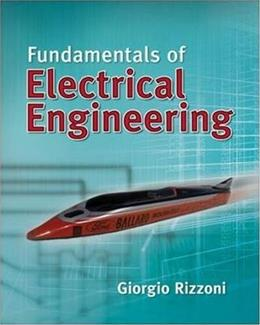 Fundamentals of Electrical Engineering 1 9780073380377