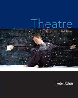 Theatre, 9th Edition 9780073382180