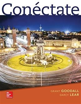 Conéctate: Introductory Spanish 1 9780073385259