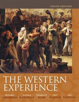 The Western Experience 10 9780073385532