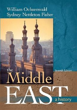 The Middle East: A History 7 9780073385624