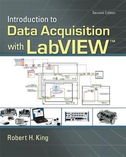 Introduction to Data Acquisition with LabView, by King, 2nd Edition 9780073385877