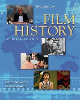 Film History: An Introduction, 3rd Edition 9780073386133