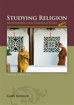 Studying Religion: An Introduction Through Cases 3 9780073386591