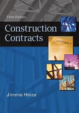 Construction Contracts 3 9780073397856