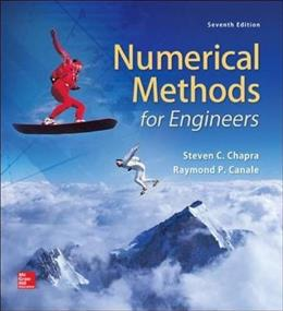 Numerical Methods for Engineers 7 9780073397924