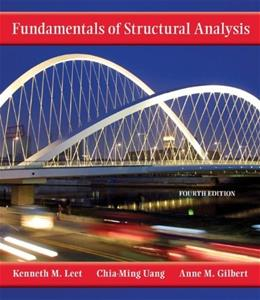 Fundamentals of Structural Analysis 4 9780073401096
