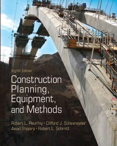 Construction Planning, Equipment, and Methods 8 9780073401126
