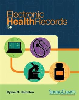 Electronic Health Records 3 9780073402147