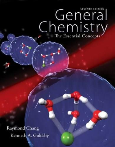 General Chemistry: The Essential Concepts 7 9780073402758