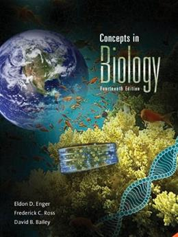 Concepts in Biology 14 9780073403465