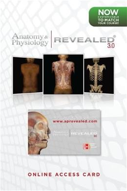 Anatomy and Physiology Revealed 3.0, by McGraw Hill, 2nd Edition, ACCESS CODE ONLY 2 PKG 9780073403601