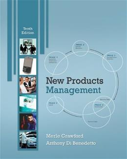 New Products Management 10 9780073404806