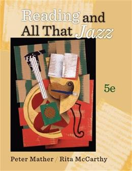 Reading and All That Jazz, by Mather, 5th Edition 9780073407289