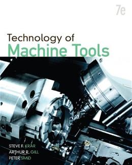 Technology Of Machine Tools 7 9780073510835