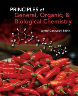 Principles of General, Organic, and Biological Chemistry, by Smith 9780073511153