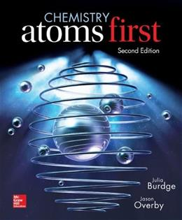 Chemistry: Atoms First 2 9780073511184