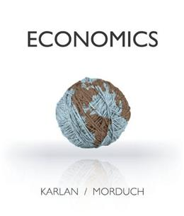 Economics (McGraw-Hill Series Economics) 1 9780073511498