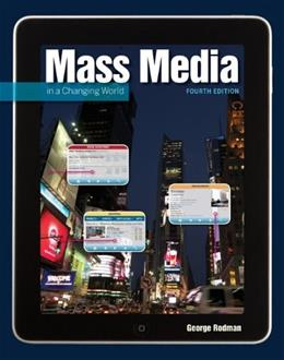 Mass Media in a Changing World 4 9780073512013