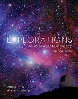 Explorations: Introduction to Astronomy 7 9780073512228