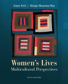 Womens Lives: Multicultural Perspectives 6 9780073512341