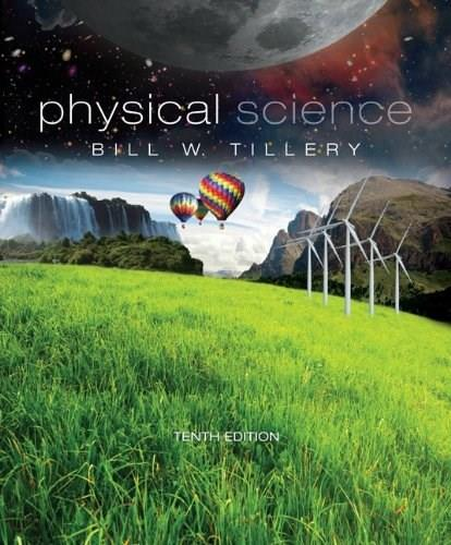 Physical Science 10 9780073513898