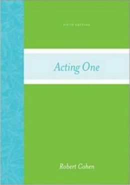 Acting One 5 9780073514161