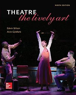 Theatre: The Lively Art 9 9780073514307