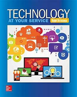 Technology: At Your Service 1 9780073516875